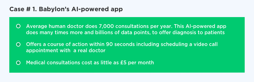 Rise of Chatbots in Healthcare by Vinfotech