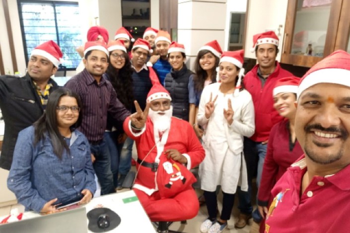 Employee Culture and Life at Vinfotech - 01