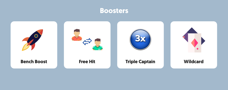 Our season-long fantasy sports apps offer boosters to ace your fantasy sports game