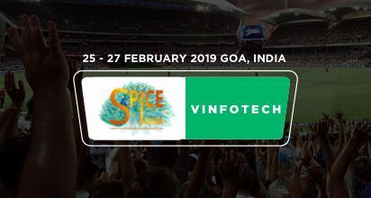Vinfotech CEO Mr. Akshay Jain to speak at SPICE Goa title=